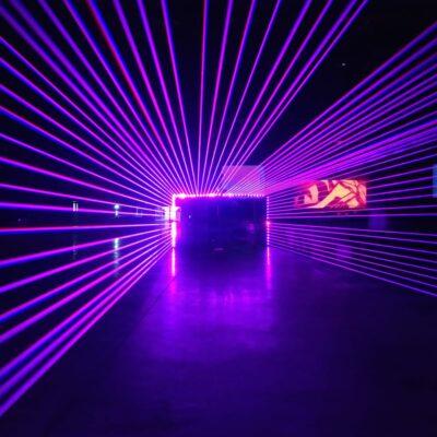 lps laser bar array beam bar plus rgb